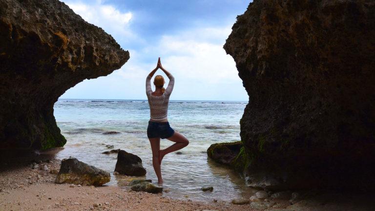 Yoga-Equilibre